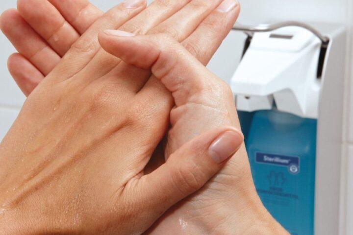 dezinfekcia na ruky