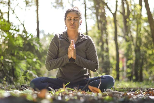 pilates meditacia